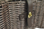 Bone Dry DII Medium Wicker-Like Bone Shape Storage Basket