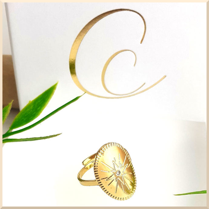 New > BAGUE CAMILLE