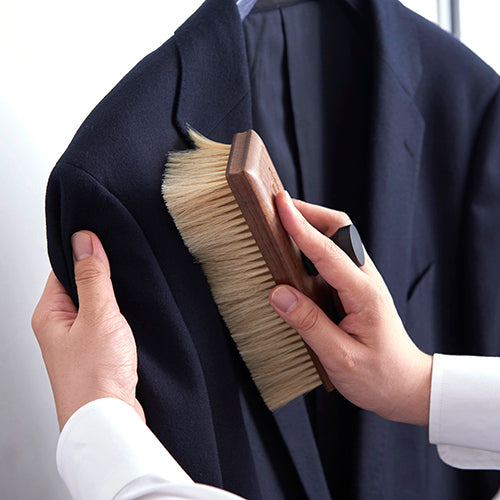Horsehair Clothes Brush