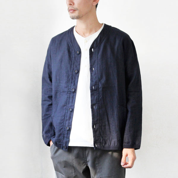French Linen Cardigan