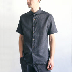 Linen Canvas BD Shirt