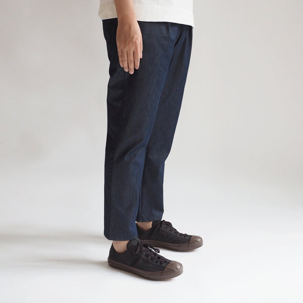 Cool Chambray Tuck Ankle PTS