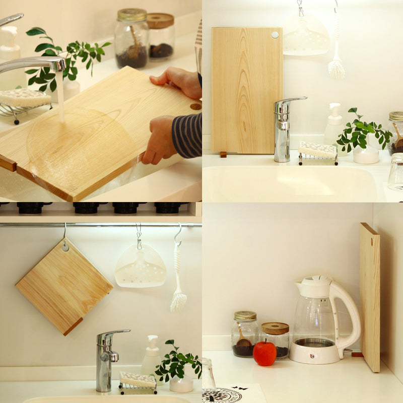 Cypress Chopping Board Extreme
