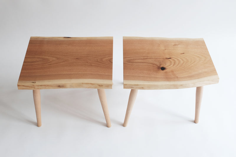 Moricara Solid Bench Japanese Walnut B
