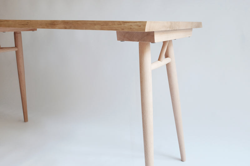 Moricara Solid Table Japanese Walnut 120 A