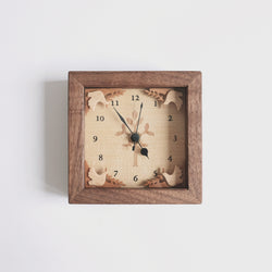Small World Box Clock