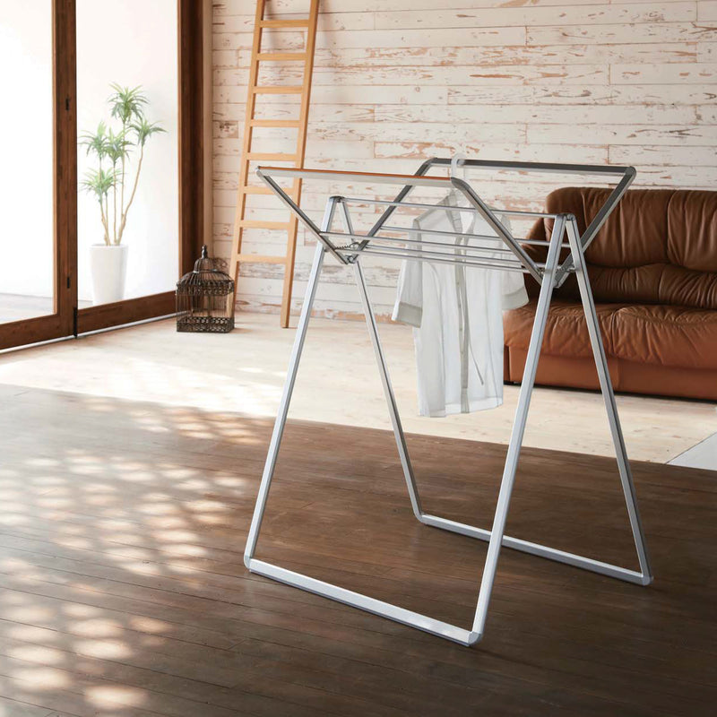 Slim Laundry Stand Square