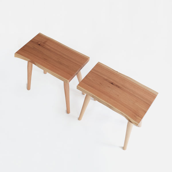 Moricara Solid Bench Japanese Walnut C