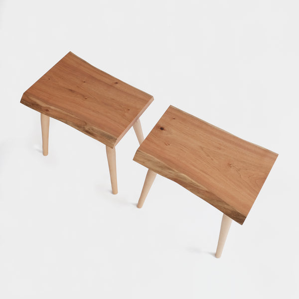 Moricara Solid Bench Japanese Walnut D