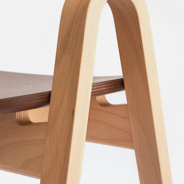 Stacking Stool Wood