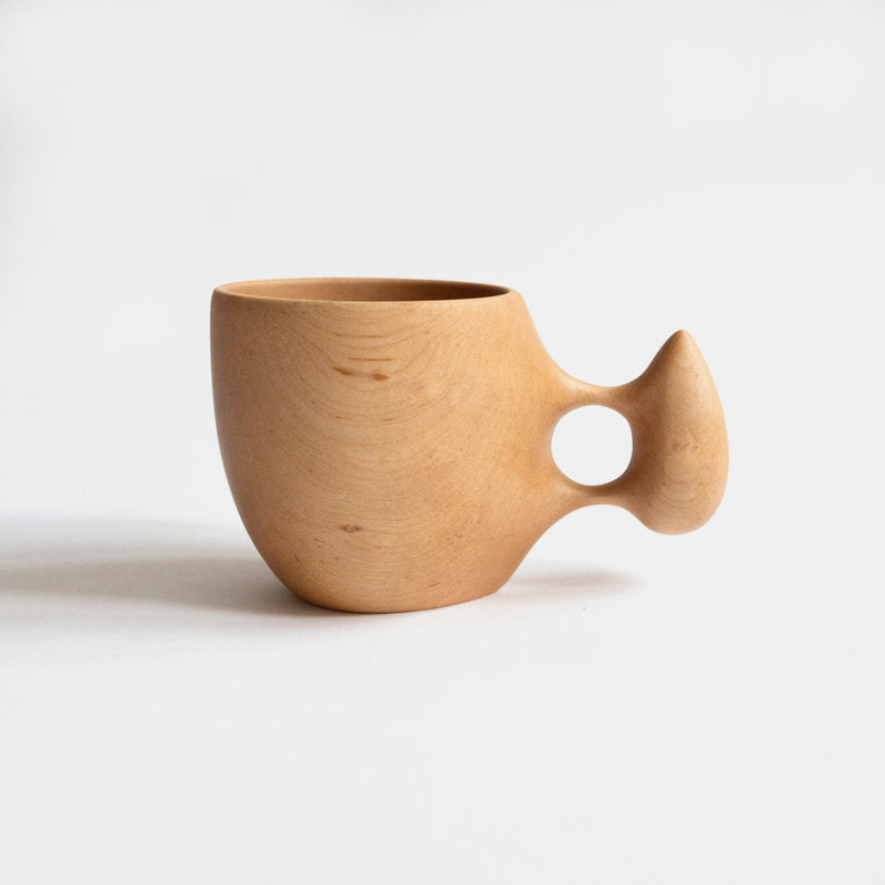 Wooden Cup ST