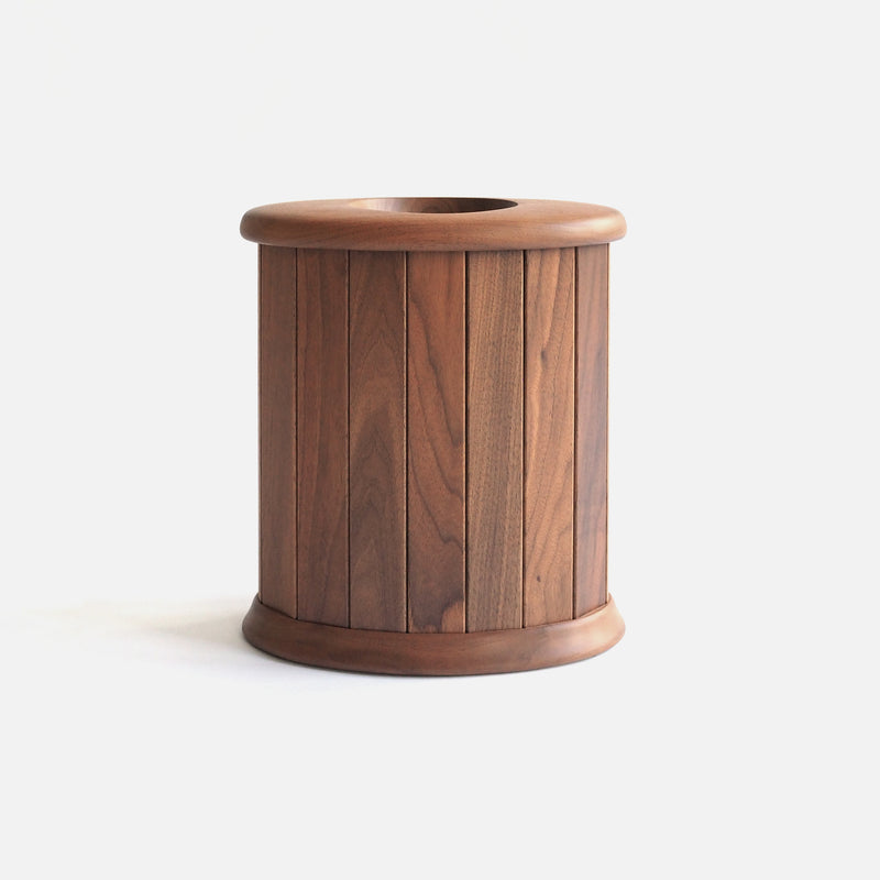Wooden Trash Box