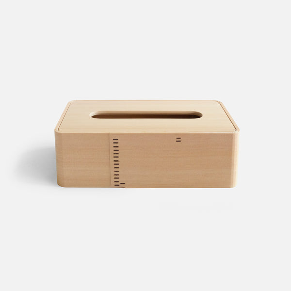 Cypress Tissue Box