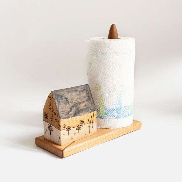 Coppa Village Kitchen Paper Stand