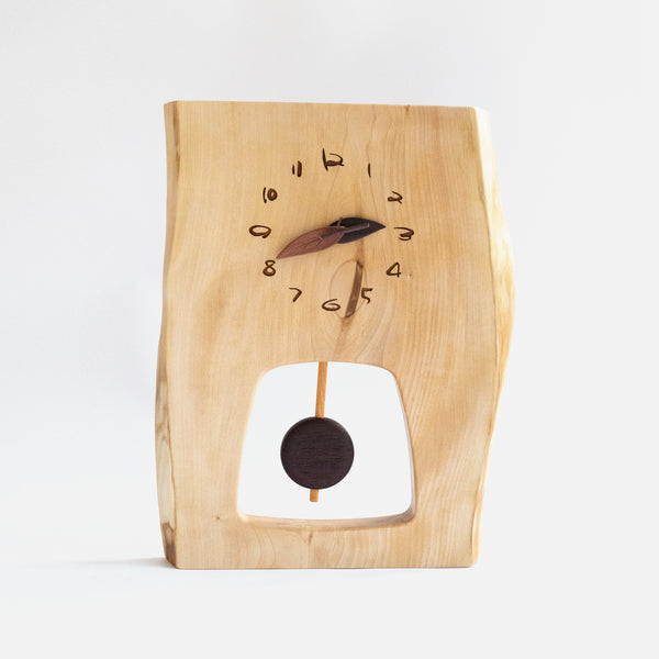 FOREST PENDULUM CLOCK LARGE TOCHI