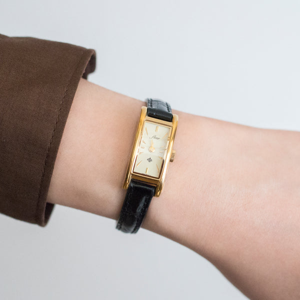 Lilas Leather Watch