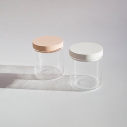 Glass Food Container