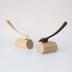 Wood Bird Shoehorn