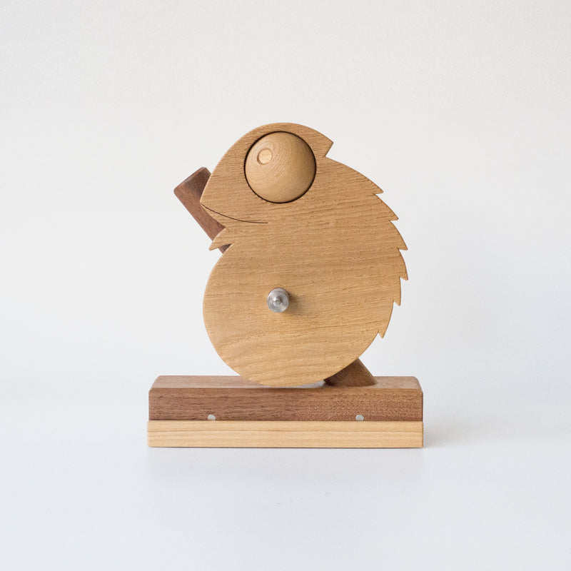 Chameleon Incense Rack