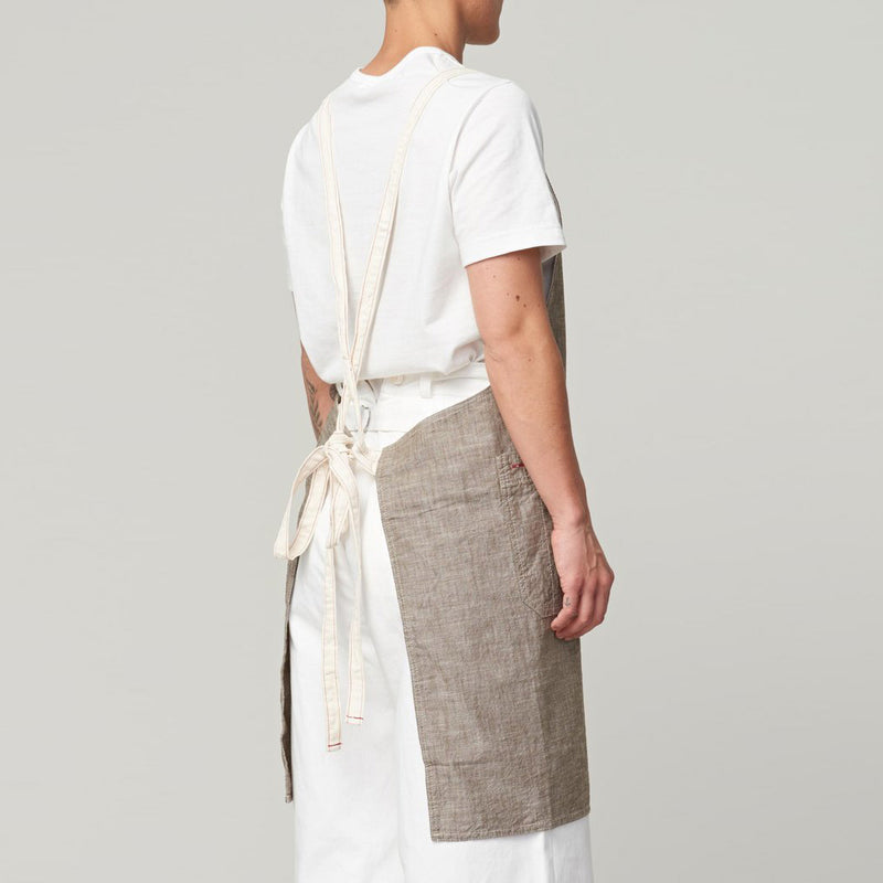 Normal Apron Chambray