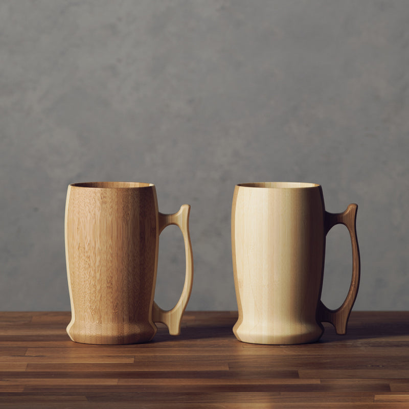 Beer Mug Pair Set