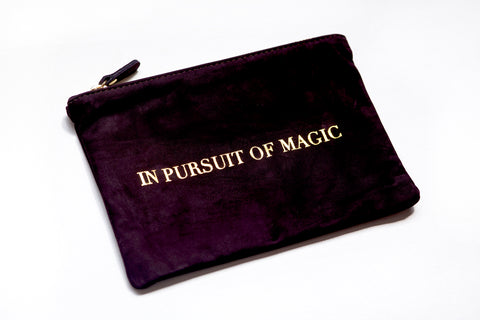 IN PURSUIT OF MAGIC bag