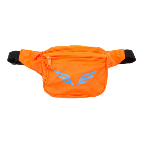 WINGS FANNY PACK - ORANGE