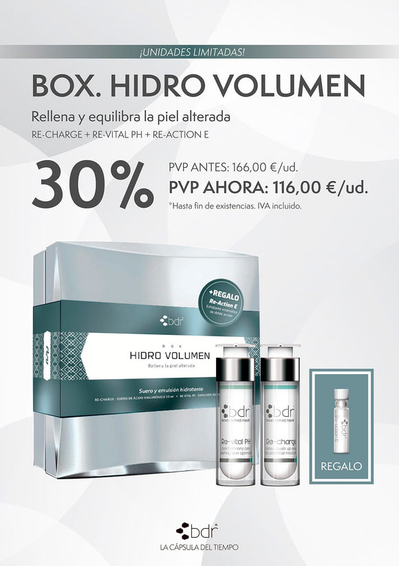 30% DTO. BOX HIDRO VOLUMEN