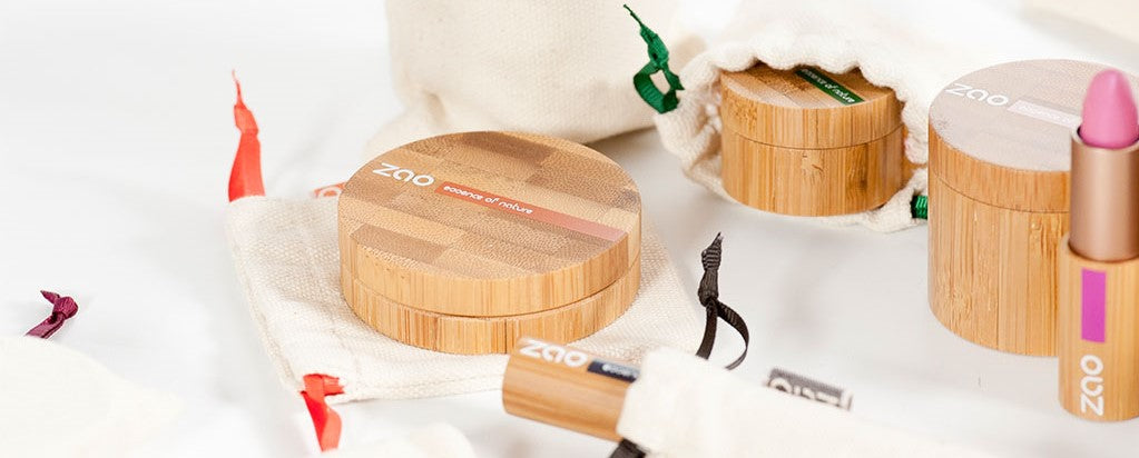 Zao french makeup organic