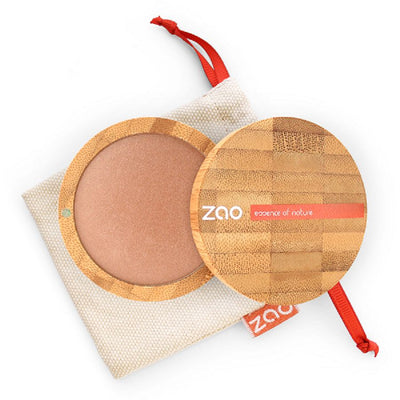 Organic Bronzer (Mineral Cooked Powder) - Ma French Beauty