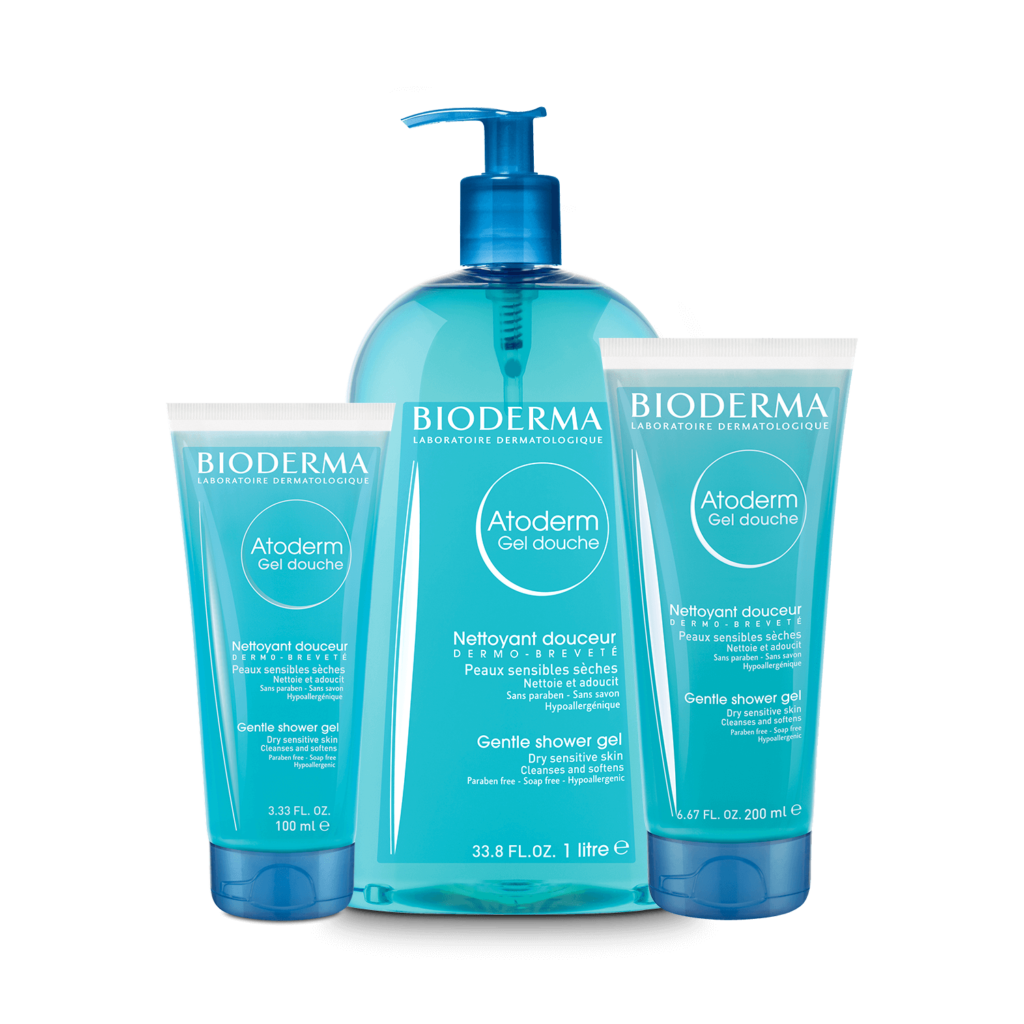 BIODERMA - Atoderm Shower Gel - Soothes dry skin