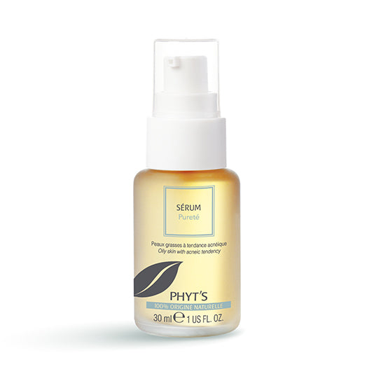 Phyt's - 3 in 1 Evening Care - Serum purity for Oily skin