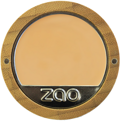 Organic Cream Foundation (Compact) - Ma French Beauty