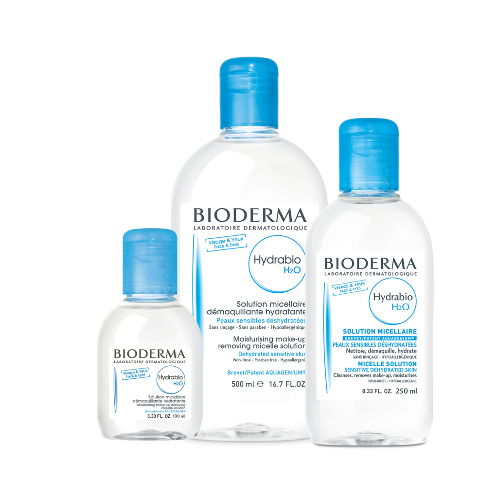 BIODERMA - Micellar Water - Hydrabio H2O for Dehydrated skin