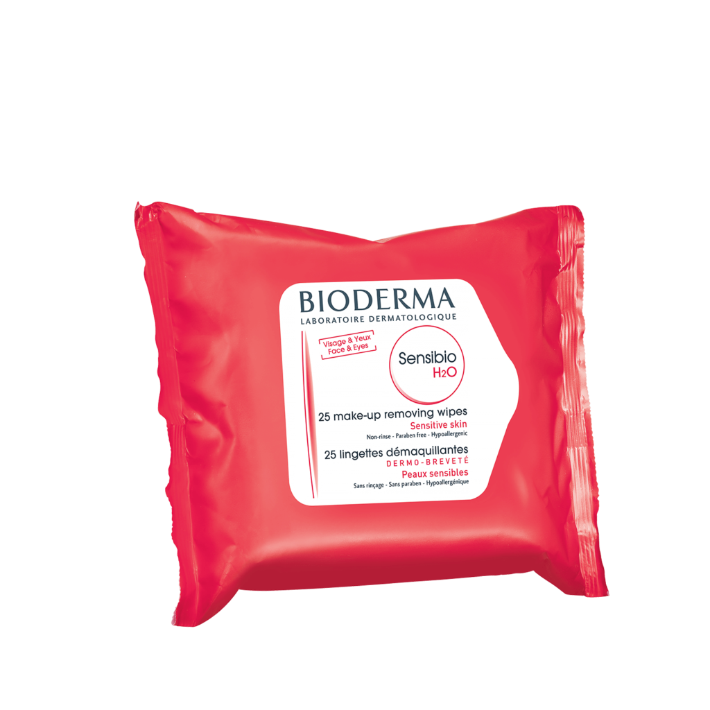 BIODERMA - Sensibio H2O Wipes