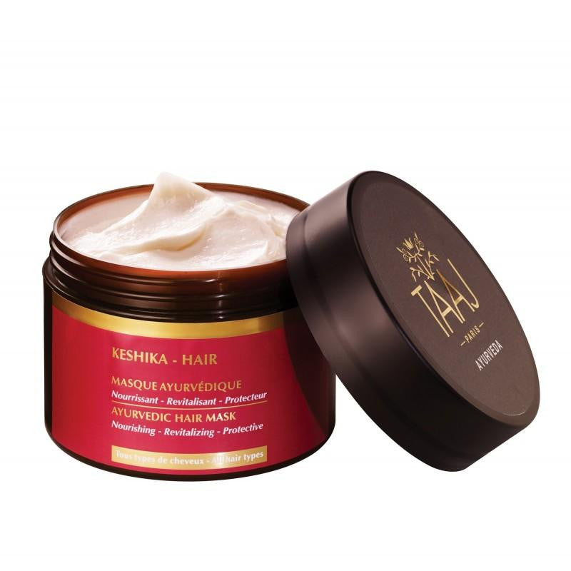 TAAJ Paris - Ayurvedic Hair Mask - Fortifies & Protects your hair