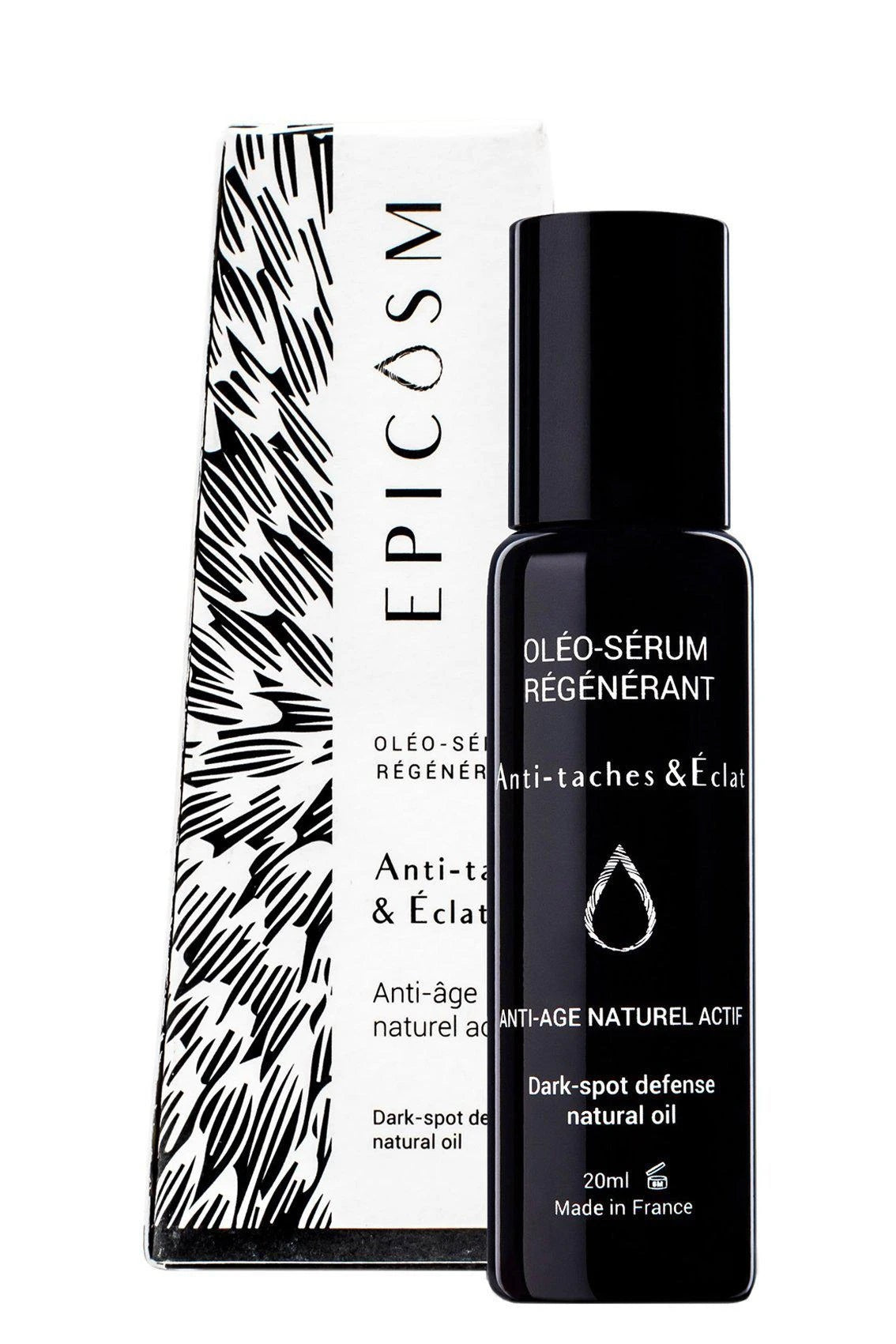 Epicosm Serum Dark Spot Corrector Natural French
