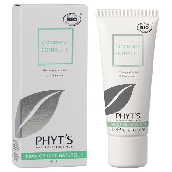 Phyt's Gommage Face Cream Exfoliant Natural & Organic