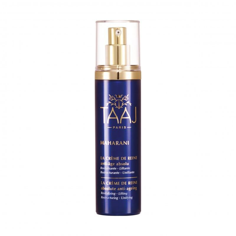 TAAJ Paris - Absolute Anti Aging for Mature Skin - Hyaluronic Acid, Collagen & Elastin to fight wrinkles