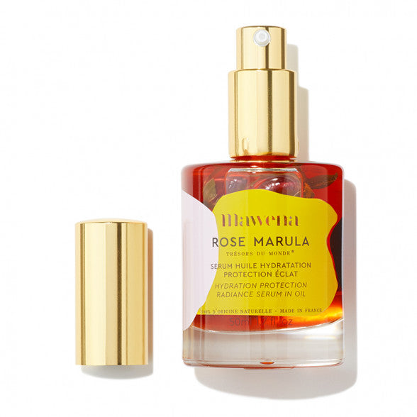 Rose Marula Hydrating oil Mawena