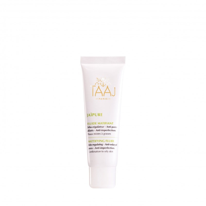 Mattifying gel for combination to oily skin - Ma French Beauty