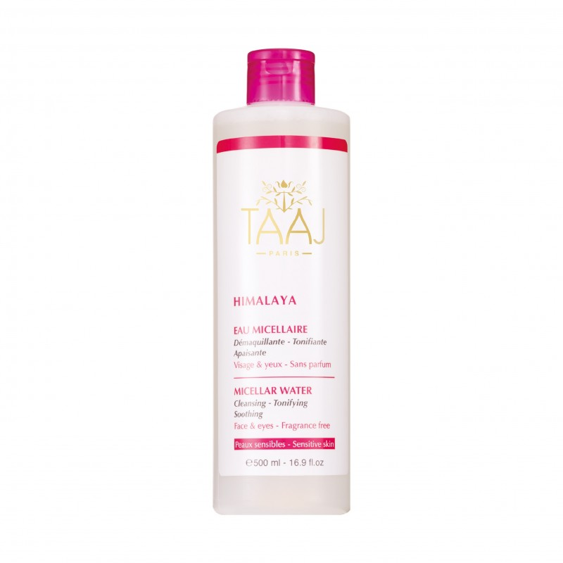 TAAJ Paris - Himalaya Micellar Water for Sensitive Skin