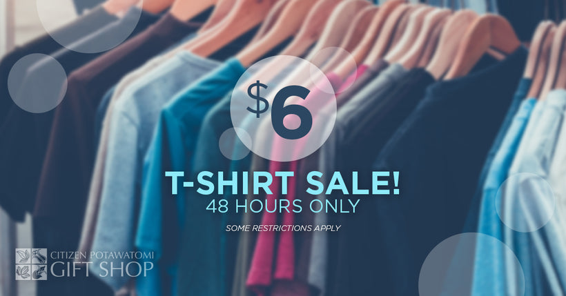 T shirt flash sale