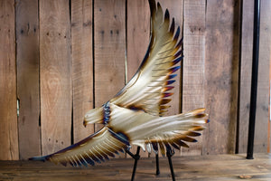 Metal Eagle Decor