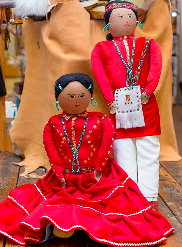 Navajo Doll Set