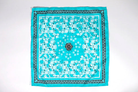 Citizen Potawatomi Nation Floral Bandana