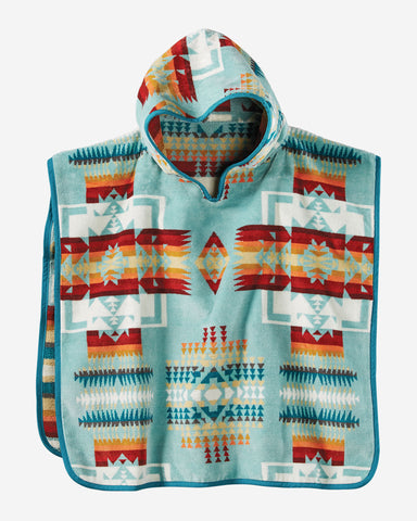 CHIEF JOSEPH HOODED KIDS' TOWEL