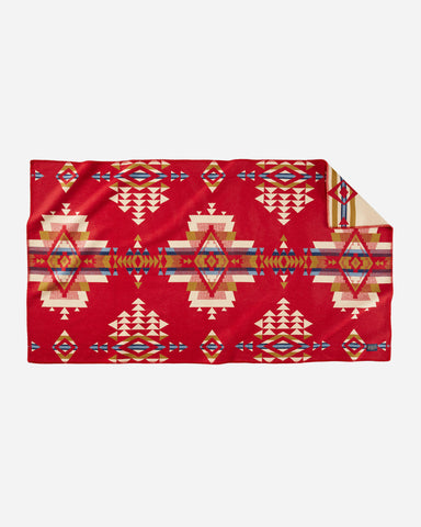 "Pendleton Saddle Blanket ""Rock Point Collection-Red"""