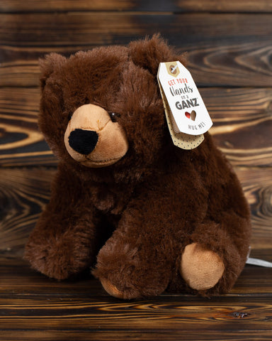 Stuffed Brown Bear