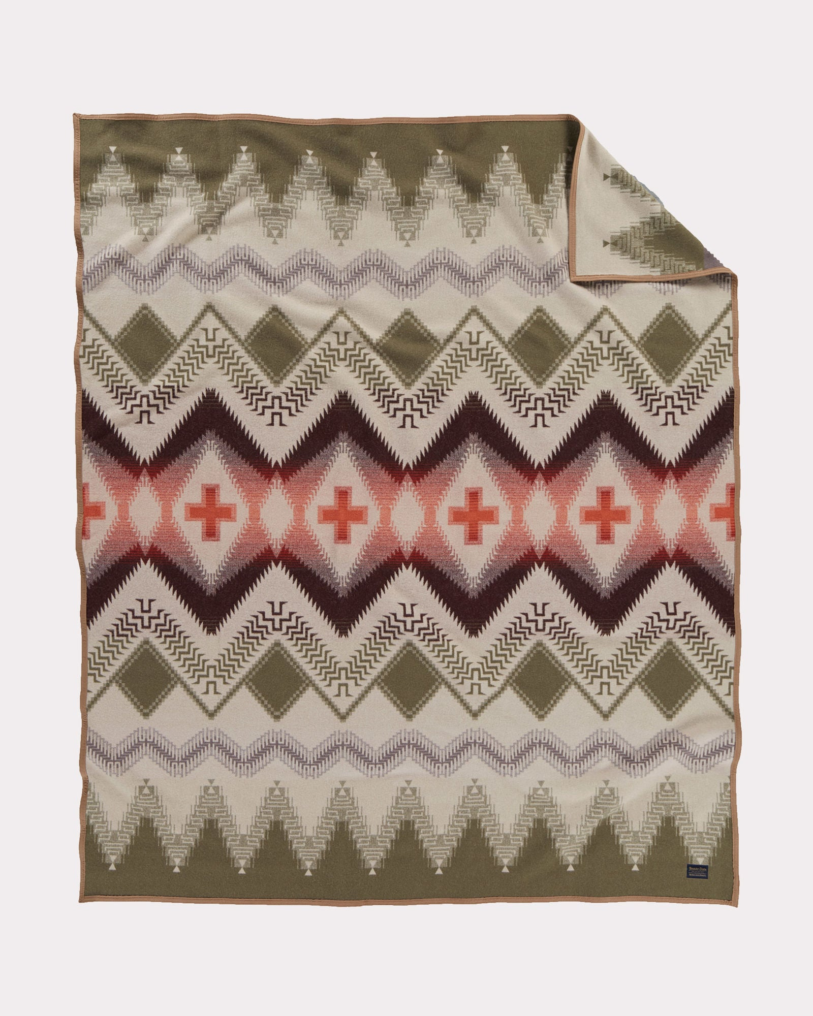 Pendleton Beargrass Mountain Blanket